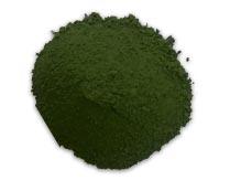 Bột lá riềng nguyên chất 100% tự nhiên (màu xanh)