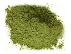 Bột lá cẩm tím nguyên chất 100% tự nhiên (màu tím)