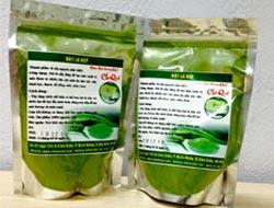 Bột lá nếp (lá dứa) nguyên chất 100% tự nhiên (màu xanh)